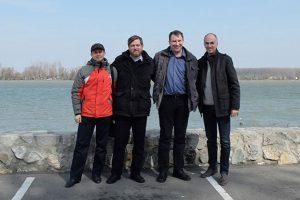 Визит специалистов компании ЮГ-ПОЛИВ в Сербию с целью обмена опытом и повышения квалификации
