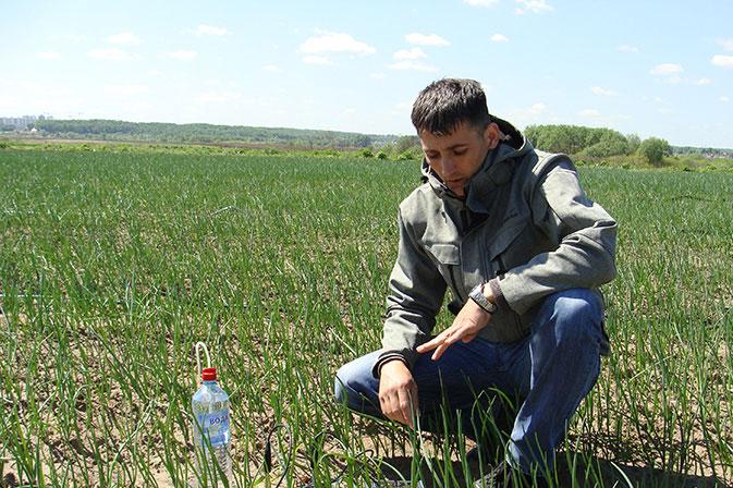 Визит агронома компании «Агромаркет» (Сербия) в хозяйства Башкирии и Рязанской области
