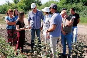 Агрономическое сопровождение: летний выезд