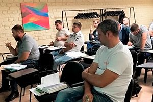 Обучающий семинар в Воронеже